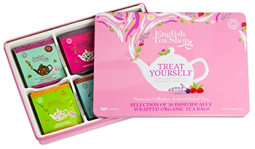 English Tea Shop - Tee-Geschenkbox aus Metall -