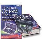 Electronic Dictionaries, Thesauri & Translators