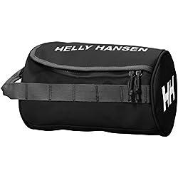 Bolsa Deporte Helly Hansen Wash 2 - Bolsa de gimnasia, talla única, color Negro