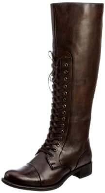 Ravel Women's Harper Brown Distress Riding Boots Rlb954 8 UK
