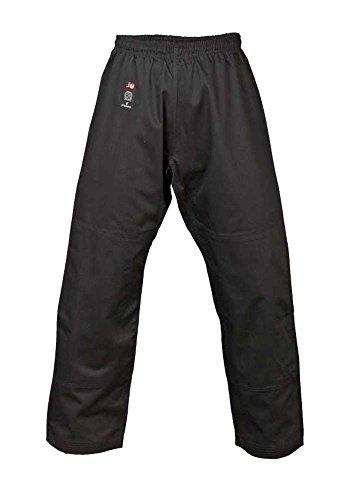 Ju-Sports Element Hose schwarz Regular Cut
