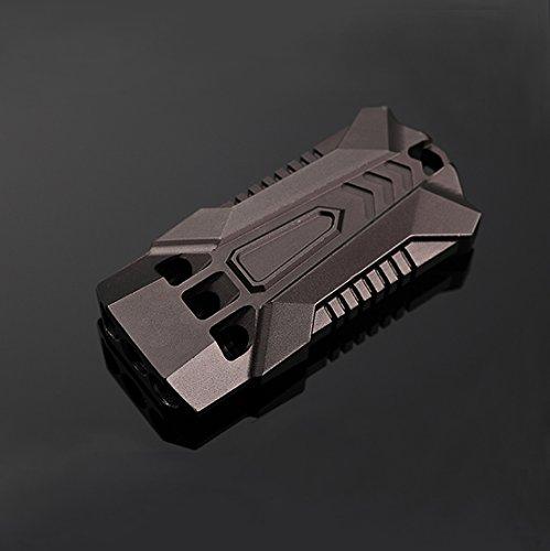 Vingsong Survival-Pfeife, Titanlegierung, Rettungspfeife, Gun
