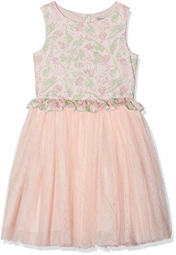(Wheat Mädchen Kleid Tüllkleid Ariel Disney, Mehrfarbig (Powder 2400), 104 (Herstellergröße: 4y))