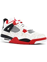 innovative design 1070a 8f8e7 AIR JORDAN 4 Retro  Laser  - 308497-161