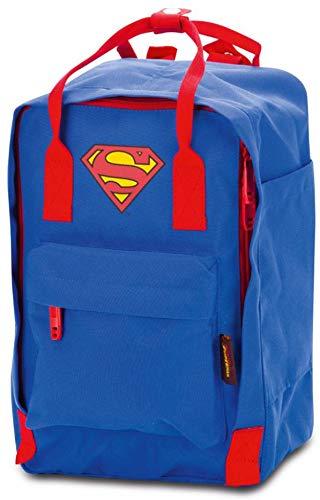 für Jungs und Mädchen - Kleiner Rucksack für Kinder - Mini Kinderrucksack - Babyrucksack (Superman) ()