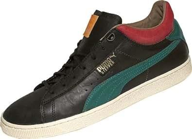 Puma  stepper classic mmq, Baskets mode pour homme Marron marron - Noir - noir, 45