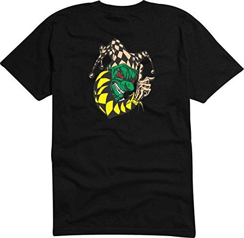 T-Shirt Herren Monster Eroberer Digital