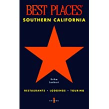 Best Places Southern California (Best Places Regional Guides)