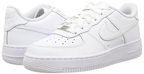 Nike AIR FORCE 1 (GS), Unisex-Kinder Sneakers ...