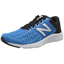New Balance Men's Draft Road Running Shoe, Blue Blue Lv1, 8 UK