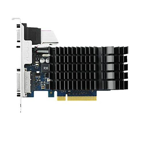 Asus VGA GT730-2GD3-BRK NVIDIA Grafikkarte (PCI-e - 3