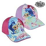 Nickelodeon Shimmer und Shine 2200002852 Cap, Baumwolle, Kinder
