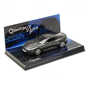 The Minichamps Bond Collection Aston Martin DBS (Quantum of Solace 007)