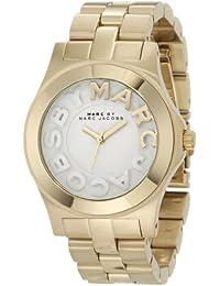 Marc Jacobs MBM3134 - Reloj de pulsera mujer, color dorado