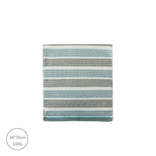 Zlr asciugamani in velluto doppio strato asciugamani in puro cotone lavati homehold asciugamani assorbenti in puro cotone acqua lavato (asciugamani * 2) ( colore : verde )