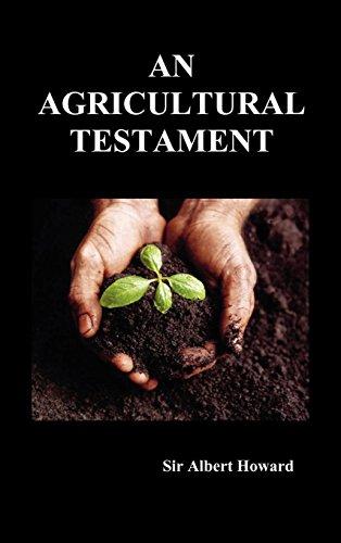 An Agricultural Testament (Hardback) por Albert Howard