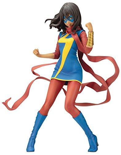 Marvel Comics MK221 Ms Kamala Bishoujo - Estatua