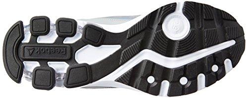 Reebok Jet Dashride 3.0, Scarpe da Corsa Uomo Grigio (Gris (Flat Grey / Slate / White))