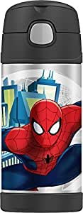 Thermos Funtainer Bottle, Spiderman by Thermos, L.L.C.