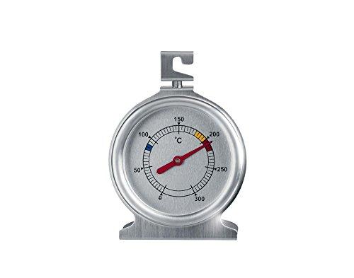 Thermometer für Kochen backofenfest, Utensil-Kochfeld Hochwertige professionelle (+ 50°C bis + 280°C), deutsche Marke Edelstahl