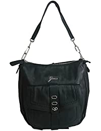 Guess Handbag Ladies Tremont Shoulder Bag in Black 3045f6c75ab86