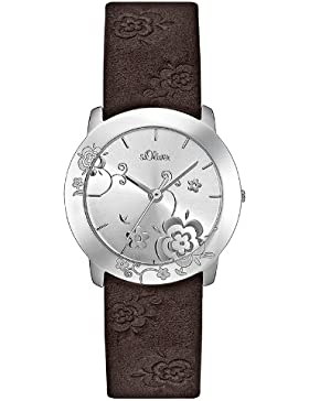 s.Oliver Damen-Armbanduhr SO-1661-LQ