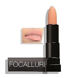 9th Avenue 12, China: FOCALLURE Fosco 12 Cores de Batom de Longa Dura o Prova D gua Fosco Batom Matte Lip Makeup Lip Gloss Maquiagem