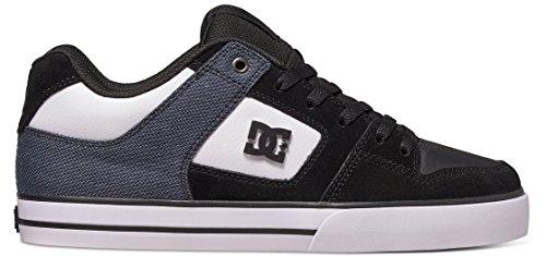 DC Herren Pure Se Low-Top Black White