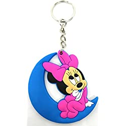 HALO NATION HandMade Mini Mouse keychain