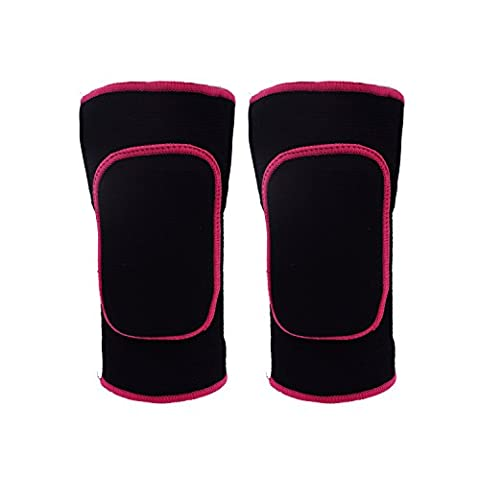 Kneepads, Knee Support, Knee Sleeves Brace Protector Pad, Paciffico Kids Breathable Thicked Crashproof Antislip Dance Cotton Knee Pads Brace Wrap tape for Kids Sport /