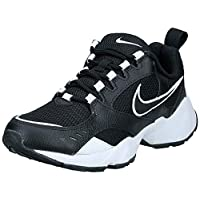 Nike Air Heights Womens Athletic & Outdoor Shoes, Black, 39 EU