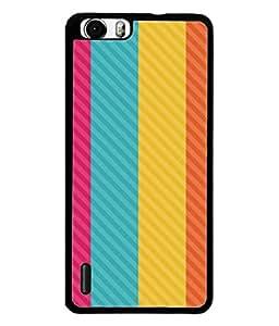 Fuson Designer Back Case Cover for Huawei Honor 6 Plus (Girl Friend Boy Friend Men Women Student Father Kids Son Wife Daughter )