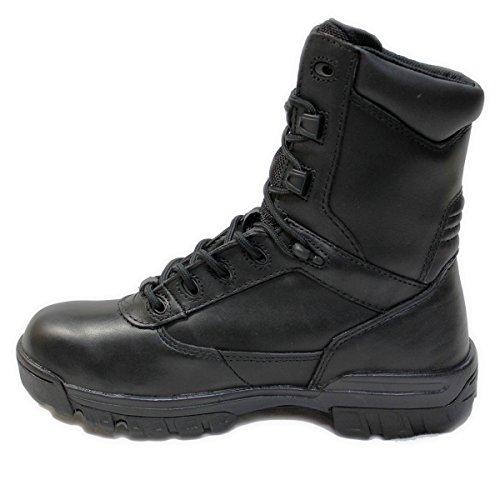 Bates Tactical Boot 8` Leder Schwarz