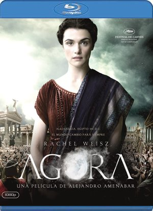 Agora [Blu-ray] [Spanien Import]