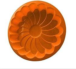 dylandy Silikon-Form mit Sonnenblumen-Motiv, für Küchenbedarf, Schokolade, Kuchen, Backen, Backen, Kuchendekoration, Werkzeug
