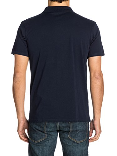Quiksilver Herren T-Shirt Stokes Blau (Navy Blazer)