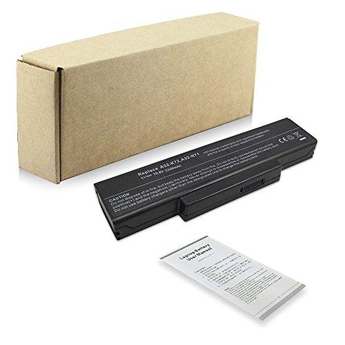 Notebook Laptop Akku Batterie Accu 5200mah für ASUS A32-K72 A32-N71 X72D K72J X72J K72F K72DR N73 -