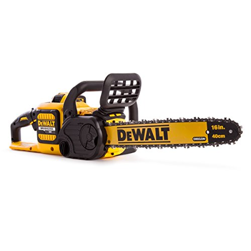 41BRhlNuqEL. SS500  - DEWALT DCM575X1 XR Flexvolt Chainsaw (1 x9Ah Battery) 54V, Yellow/Black
