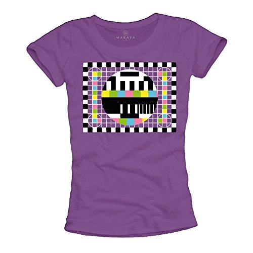 T-Shirt Sheldon Femme TESTSCREEN Big Bang Theory, Vêtements / Tee shirts
