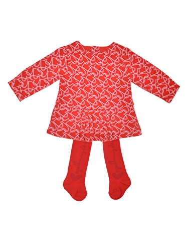 Agatha Ruiz de la Prada Baby Mädchen (0-24 Monate) A-Linie Kleid rot rot 80
