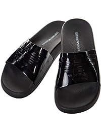 eb1dc70d7b5 Amazon.fr   Emporio Armani - Sandales   Chaussures femme ...