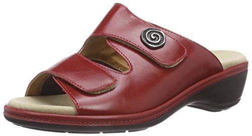 Gevavi 5394 BIGHORN SLIPPER Damen Clogs Rot (rot(rot) 03)
