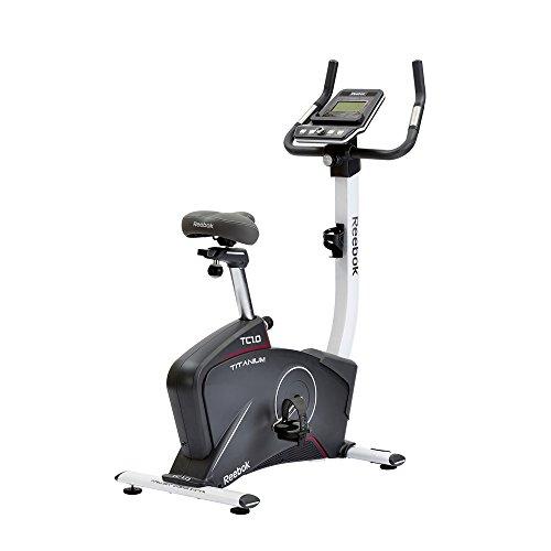 Reebok TC1.0 Bike + Bluetooth Heimtrainer Schwarz One Size