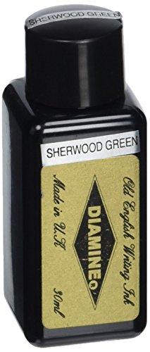 Diamine - Füllhalter-Tinte, Sherwood Geen 30ml