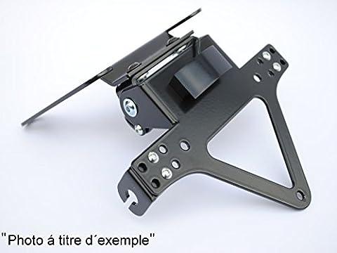 Kawasaki Z 650 Bj.17- Supports de plaques