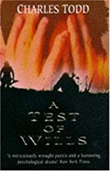 A Test of Wills by Charles Todd (1997-09-18)