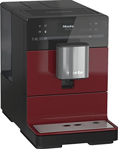 Miele Stand – Cafetera automática, 0.2 kg Brombeerrot