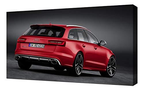2014-Audi-RS6-Avant-V2-1080 - Stampa Artistica su Tela - Stampa Tela Canvas