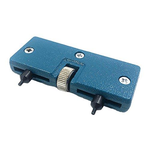 Reloj Trasero Tapa de la Caja abridor Apertura Llave de Tornillo reparación Herramienta Kit Remover