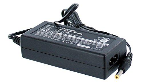 Akkuversum Ersatz Netzteil kompatibel mit PANASONIC DMW-AC7 Ersatznetzteil Stromversorgung Camcorder Videokamera Ac7 Dmw Ac Adapter